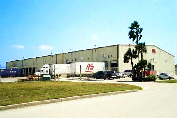 Foreign Trade Zone warehouse space available in Brownsville Texas