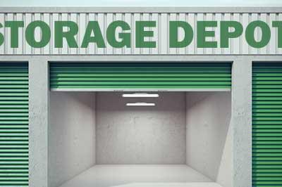 Storage Depot self storage