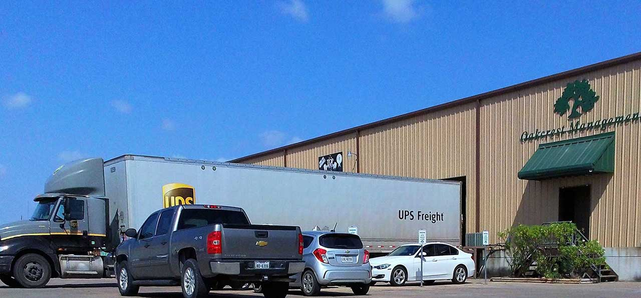 Warehouse space Brownsville Texas