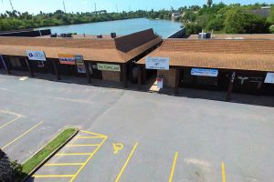 Retail space offered for rent in Brownsville Texas