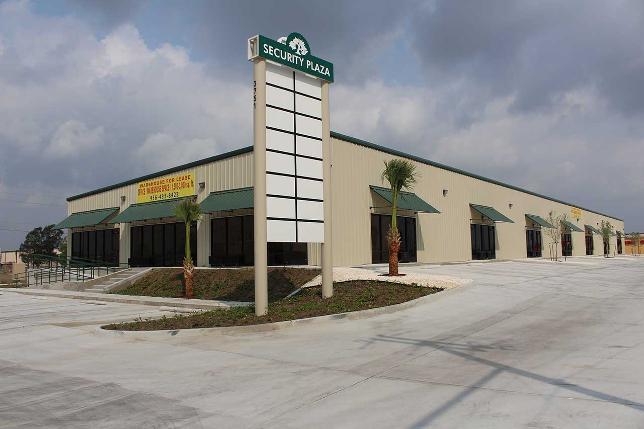 Retail space for lease Brownsville TX