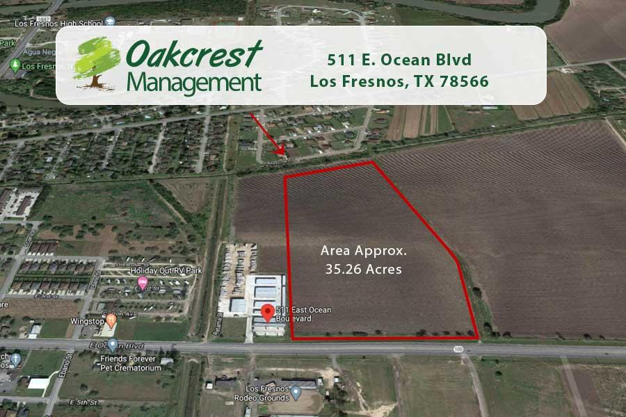 Los Fresnos land for sale