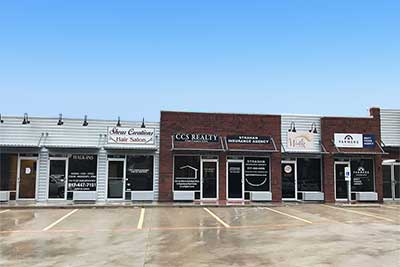 Retail space for lease Burleson TX