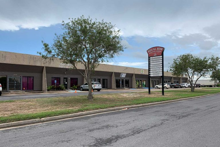 Warehouse space for lease in Brownsville TX